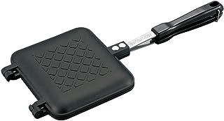 キャプテンスタッグ(CAPTAIN STAG) BBQ用 キャスト アルミホットサンドトースター トーストメーカー
