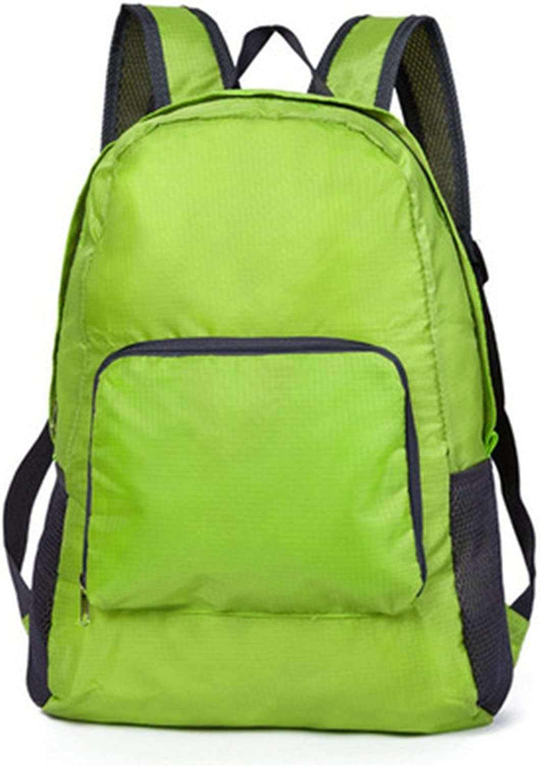 Small Handy Foldable Ultra Lightweight Packable Backpack Hiking Daypack