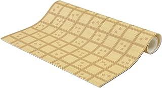 NBL 床保護マット 肉球ベージュ 約90×100cm 抗菌 床保護