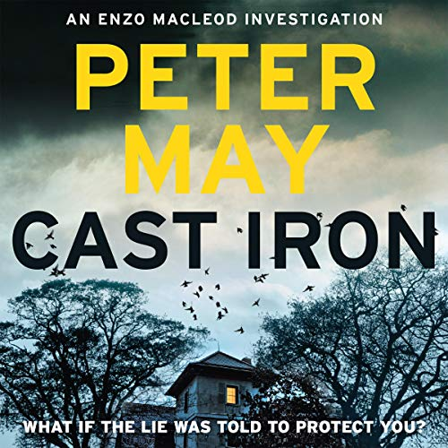 Cast Iron audiobook cover art