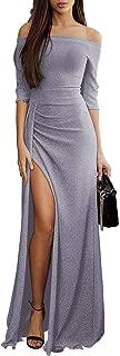 Best grey bridesmaid dresses long sleeve Reviews
