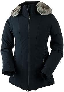 Obermeyer Womens Siren Jacket w/Faux Fur