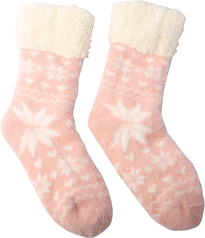 maootr Warm Slipper Socks Tampa Mall Non-Slip Soft National products Sole socks