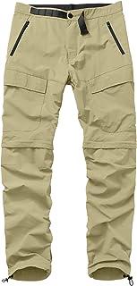 Jessie Kidden Men's Hiking Pants Outdoor Quick Dry Lightweight Fishing Safari Camping Cargo Pants
