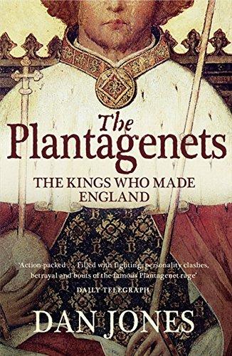 (The Plantagenets) [By: Jones, Dan] [Jul, 2013]