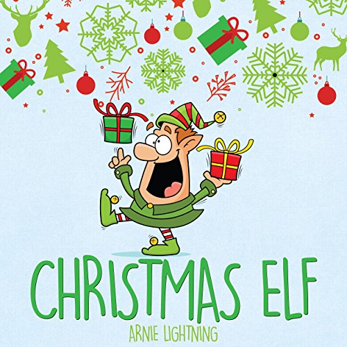Page de couverture de Christmas Elf