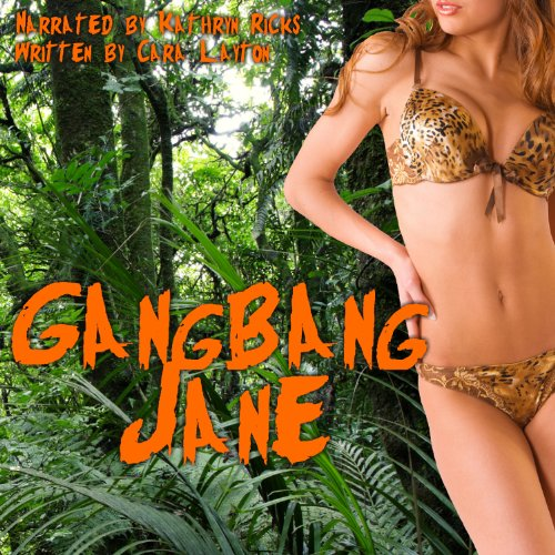 Gangbang Jane audiobook cover art