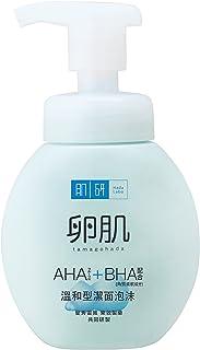 Hada Labo AHA BHA Mild Exfoliating Foam Wash, 160ml