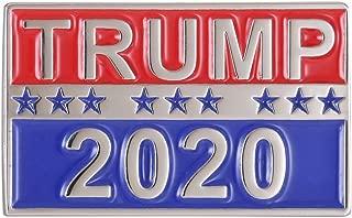 Donald Trump For President 2020 Enamel Pin