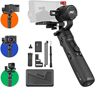 Zhiyun Crane M2 Gimbal [Official Dealer], 3 Axis Handheld Stabilizer for Sony..