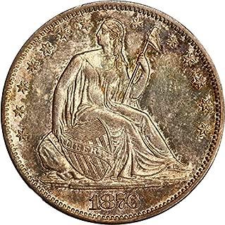 1876 s half dollar