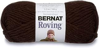 Bernat Unplied Yarn (00012) Chocolate Brown