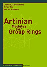 Artinian Modules over Group Rings (Frontiers in Mathematics)
