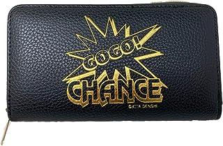 ジャグラー ラウンドファスナー ウォレット 財布 長財布 メンズ レディース ユニセックス (Gold)