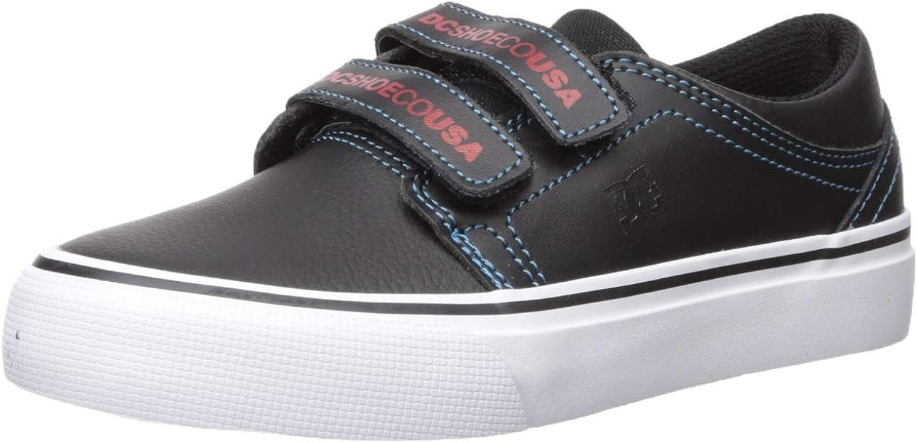 DC Unisex-Child Trase V Se Skate Shoe