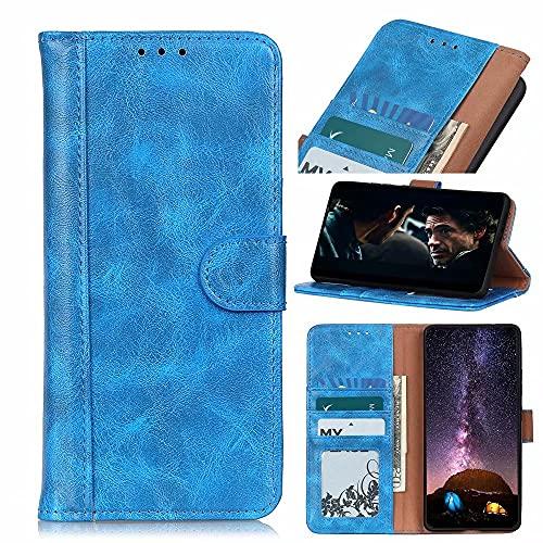 Funda tipo cartera para Nokia 6.3  piel