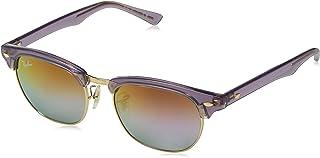 Ray-Ban Junior RJ9050S Clubmaster Kids Square Sunglasses