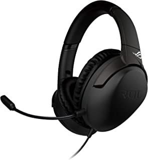 ASUS ROG Strix Go USB-C Gaming Headset with AI Noise-canceling Microphone Delivers immersive Gaming Audio and Incredible C...