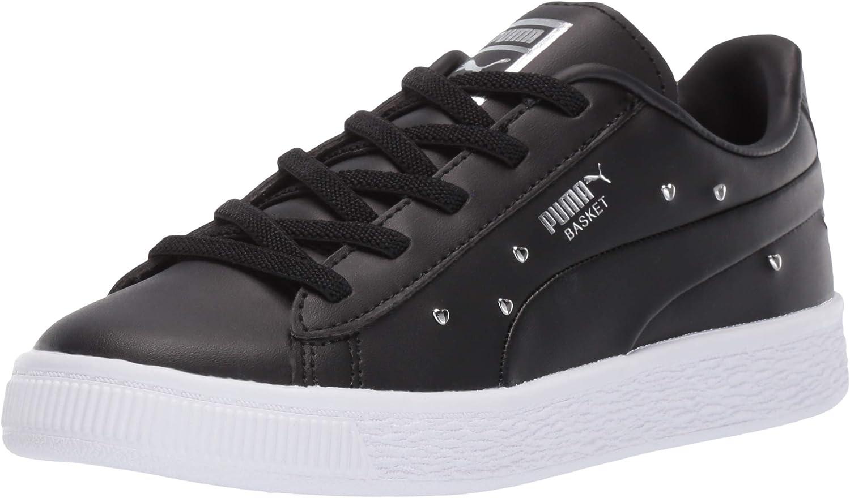 Ranking TOP14 PUMA Popular Unisex-Child Basket Studs Sneaker