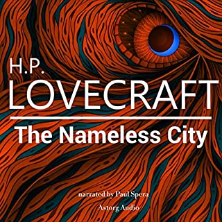 The Nameless City cover art