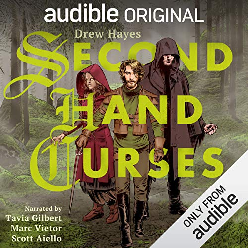 Second Hand Curses audiobook cover art