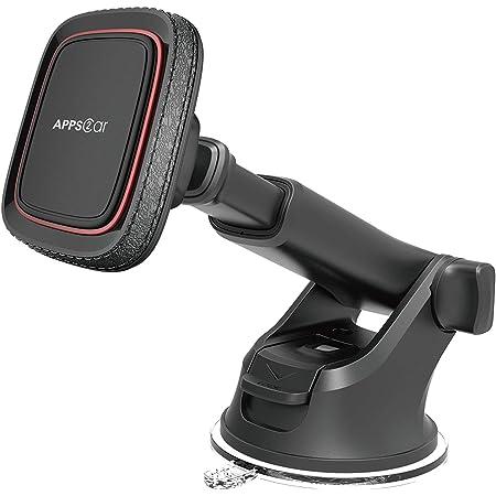 Handyhalterung Auto Magnet Apps2car 360 Armaturenbrett Magnet Handyhalterung Fürs Auto Universal Magnetische Handyhalterung Auto Kompatibel Mit Iphone 11 Pro Xs Max X 8 Samsung Oneplus Usw Elektronik