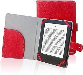 """ENJOY-UNIQUE Książka styl Litch skóra PU pokrowiec do czytnika ebooków 6"""" pokrowiec na czytnik e-booków do sony/kobo/kiesz..."""