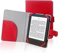 Case Cover for Tolino Vision HD 4/3/2/1/Tolino shine 2 HD (Red)
