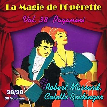 Paganini  - La Magie de l'Opérette en 38 volumes - Vol. 38/38