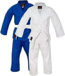 Jukado Keiko Judo Uniform Single Weave, The Uniform in Canada