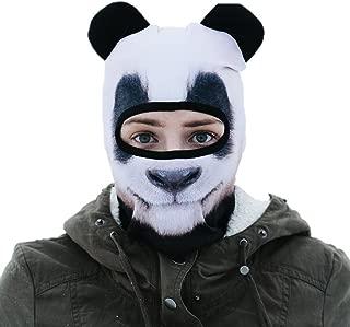 Beardo Balaclava Ski Mask, Panda