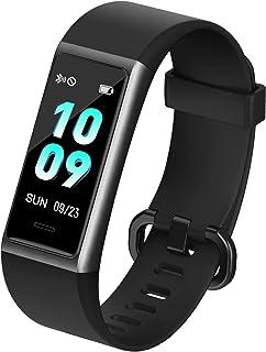 Kungix Pulsera Inteligente IP68 Impermeable Smartwatch, Puls