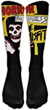 Unisex Misfits Horror Business Tube Socks Knee High Sports