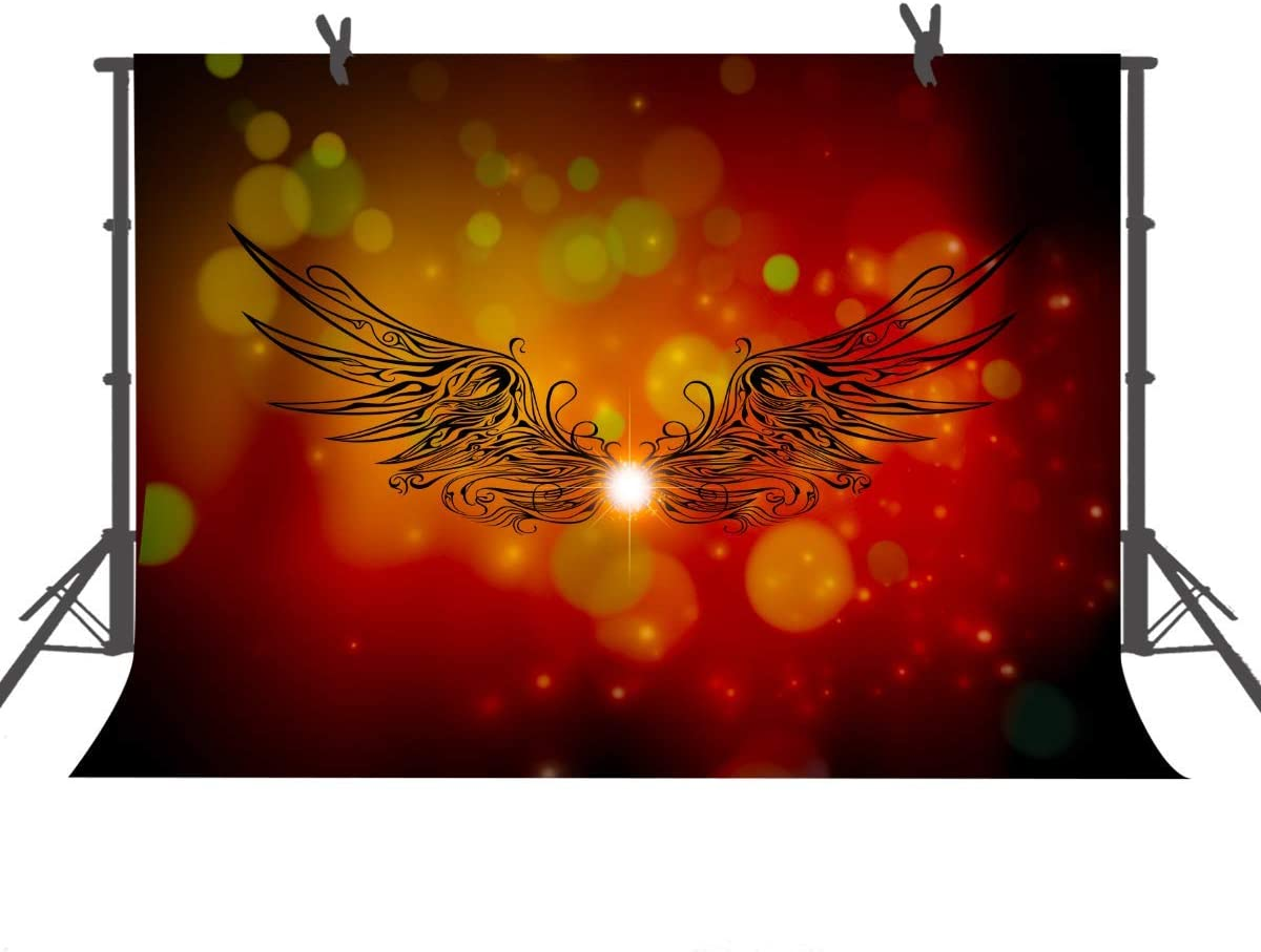10x6.5ft Background World Peace Symbol Backdrop for Photography Studio Photo Banner Props LHFU634