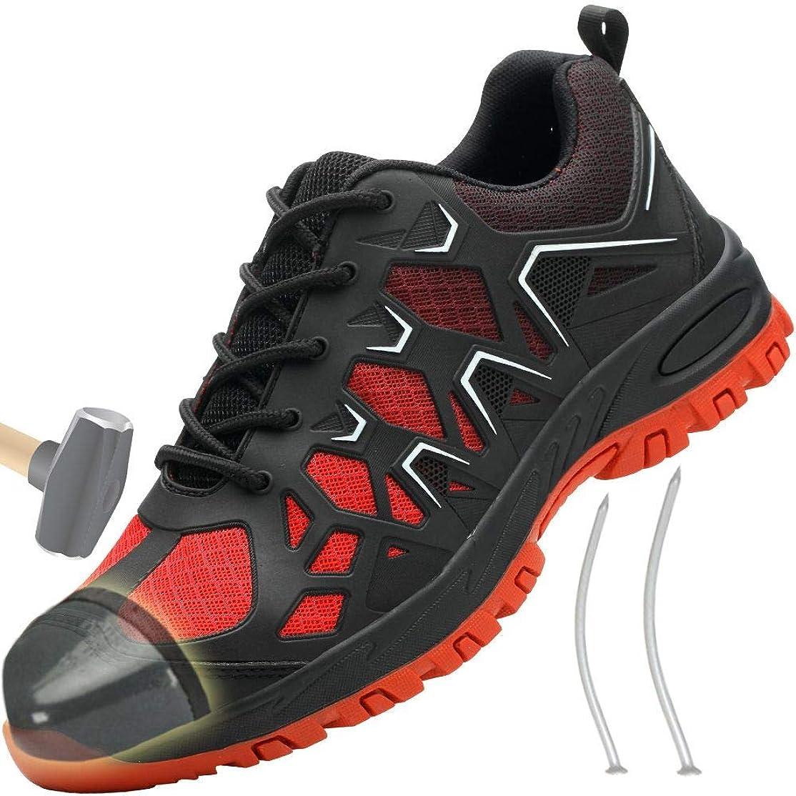 使役異邦人凍結安全靴 作業靴 セフティーシューズ 防水安全靴 踏み抜き防止 鋼制先芯 つま先保護 ケブラー中底