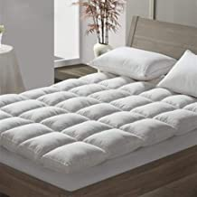 Duck Feather Mattress Topper Single/Double/King/Super King Extra Thick and Luxury (Double)