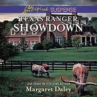 Texas Ranger Showdown audiobook cover art