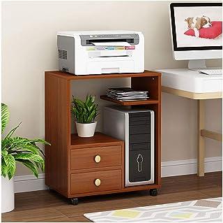 Support pour Imprimante Imprimante mobile Fond support multifonction Support d'imprimante d'atterrissage PC de bureau Plac...