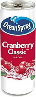 Ocean Spray Cranberry Classic Can Juice - 250 ml
