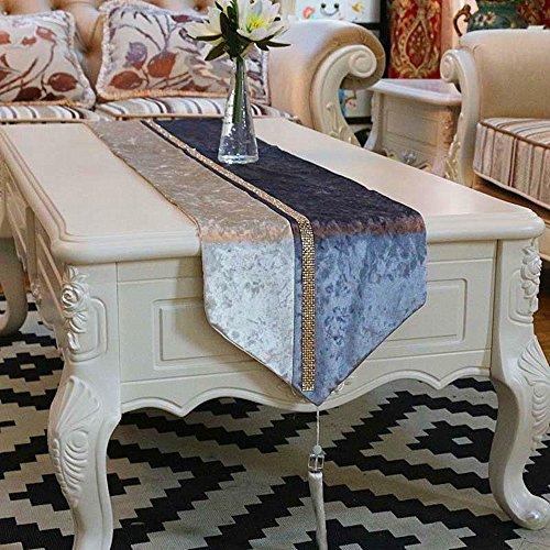 Abrahmliy tafelloper, modern, minimalistisch, eenvoudig te beschrijven, tafelvlag, tafelkleed, ter decoratie van familie, tafeldecoratie