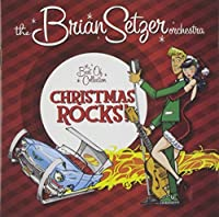 Christmas Rocks: The Best-Of Collection (CD Only) by Brian Setzer Orchestra (2008-10-07)