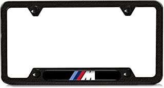 BMW M 82112348413 Carbon Fiber License Plate Frame