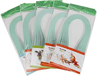 wide 3600 Paper Quilling Strips DIY Papercraft ZE PG 2 36 colors x 100 strips per pack 1//12 Inch 120 gsm 11,5 Inch 2mm long 297 mm
