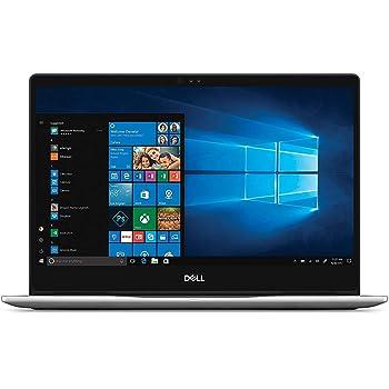 "Dell Inspiron 13 7000 7370 Laptop -13.3"" IPS FHD 1080P (1920x1080), 8th Gen Intel Quad-Core i5-8250U(up to 3.4GHz), 256GB SSD, 8GB DDR4, Backlit Keyboard, HDMI, Bluetooth,Windows 10, Silver (Renewed)"