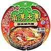 《統一》 滿漢大餐 葱燒猪肉麺 (煮込み牛肉・カップラーメン) 《台湾 お土産》 [並行輸入品]