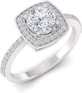 Best engagement ring with hidden diamond Reviews