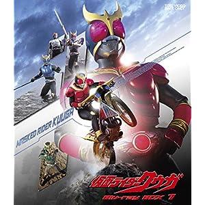 """仮面ライダークウガ Blu‐ray BOX 1 [Blu-ray]"""""""