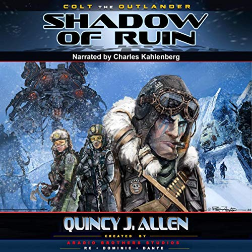 Colt the Outlander: Shadow of Ruin Titelbild