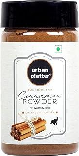 Urban Platter Cinnamon (Dalcheeni) Powder Shaker Jar, 100g / 3.5oz [All Natural, Premium Quality, Flavourful]
