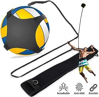 バレーボール トレーナー 練習 トレーニングベルト 一人練習 ドリブル シュート パス リフティング バレーボール練習